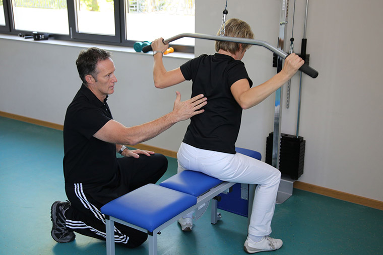 physiotherapeutische Praxis in Straubing